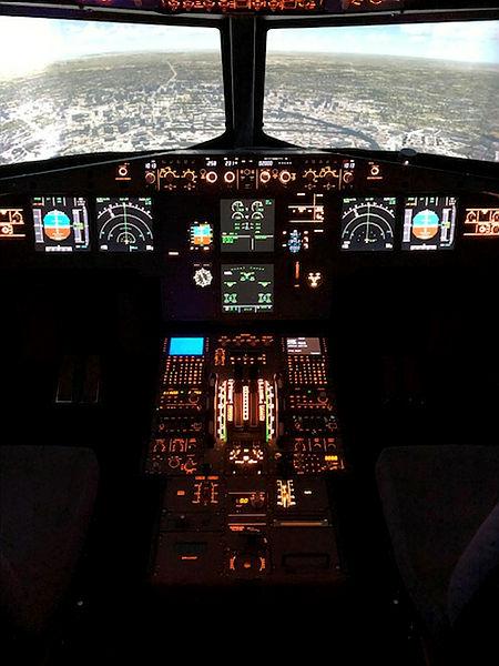 Abheben für alle: Airbus A320 mit dem Flugsimulator selbst steuern