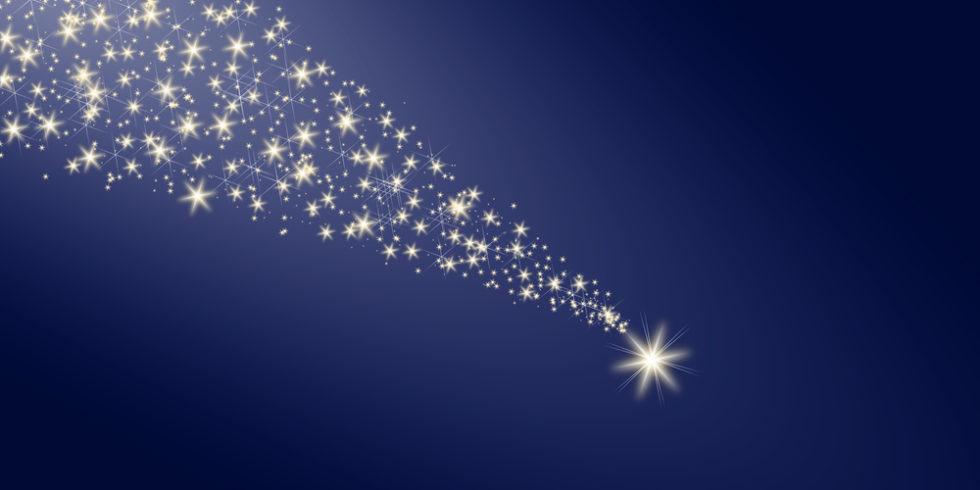 Sternenschnuppe