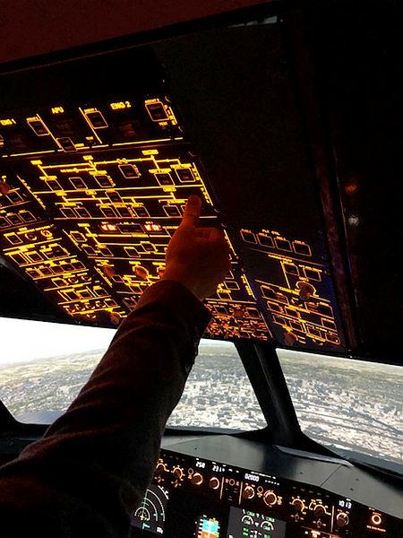 Aerotask Cockpit Airbus