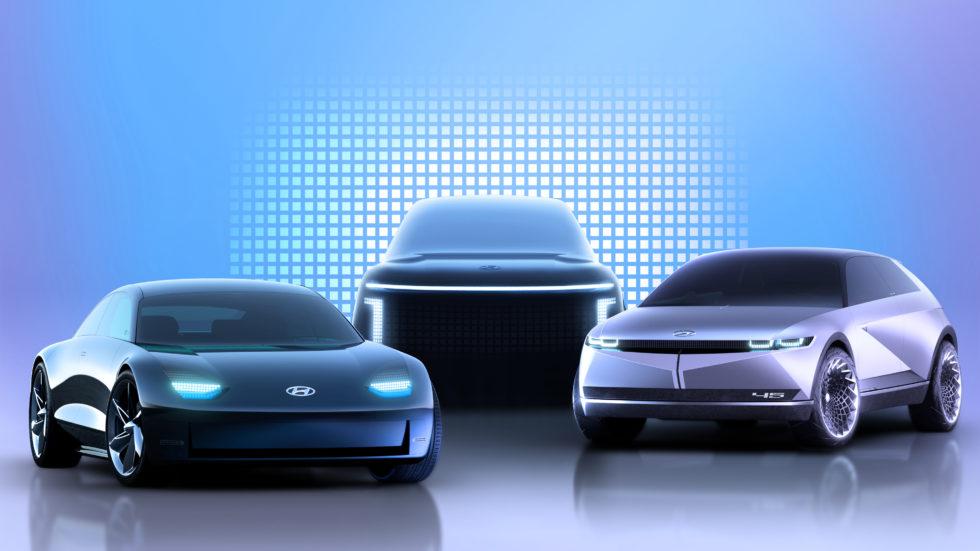 Neue Elektro Dachmarke von Hyundai