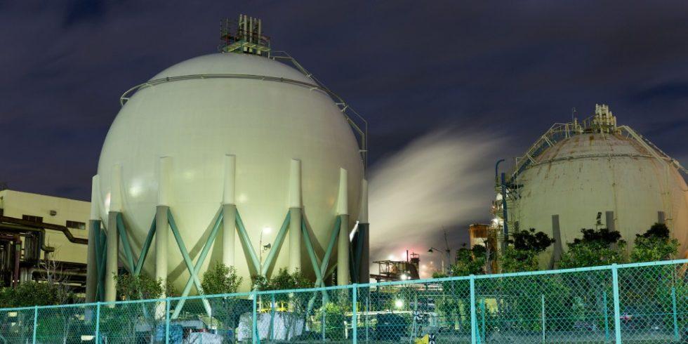Energieanlagen wie z.B. Erdgasspeicher müssen mit speziellen Feuerlöschtechnologien ausgestattet werden. Foto: PantherMedia/Leung Cho Pan