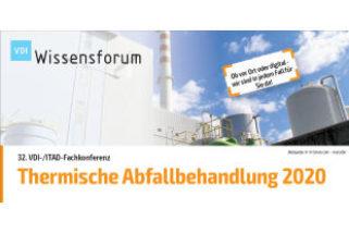 VDI-/ITAD-Fachkonferenz Thermische Abfallbehandlung