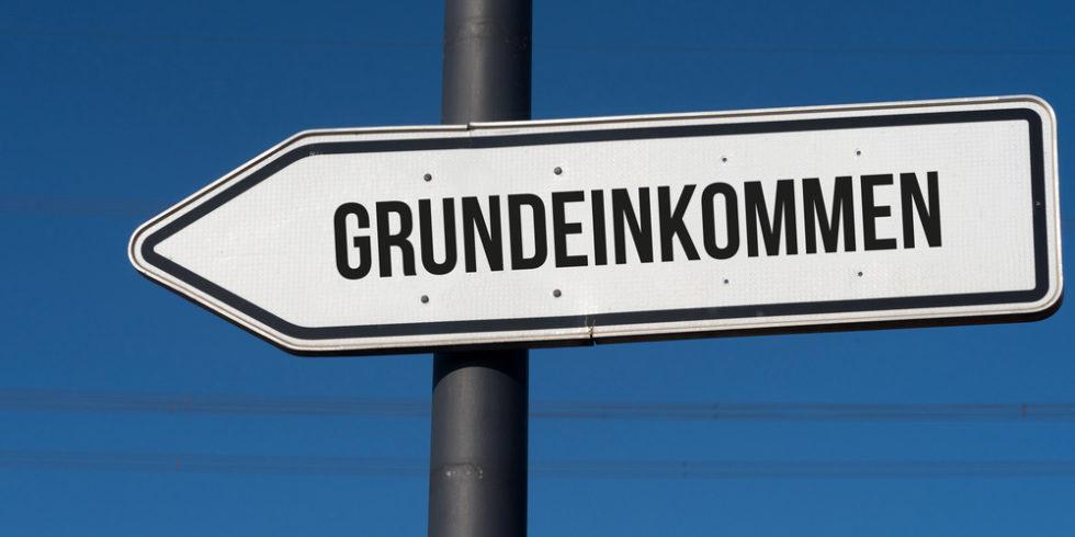 Bedingungsloses Grundeinkommen: Reine Utopie? Foto: panthermedia.net/stadtratte