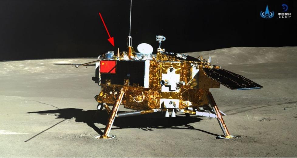 Chang'e-4 Mondlandesonde