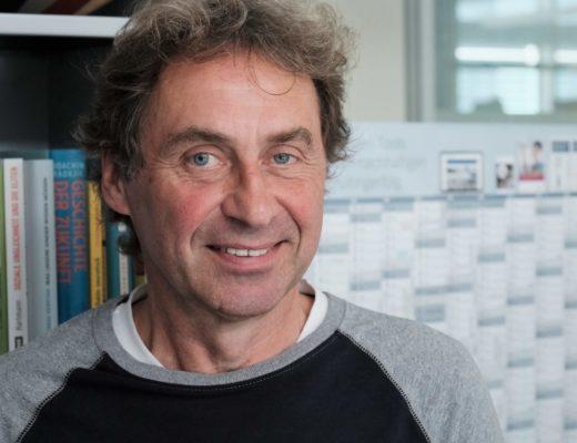 Redakteur Wolfgang Schmitz