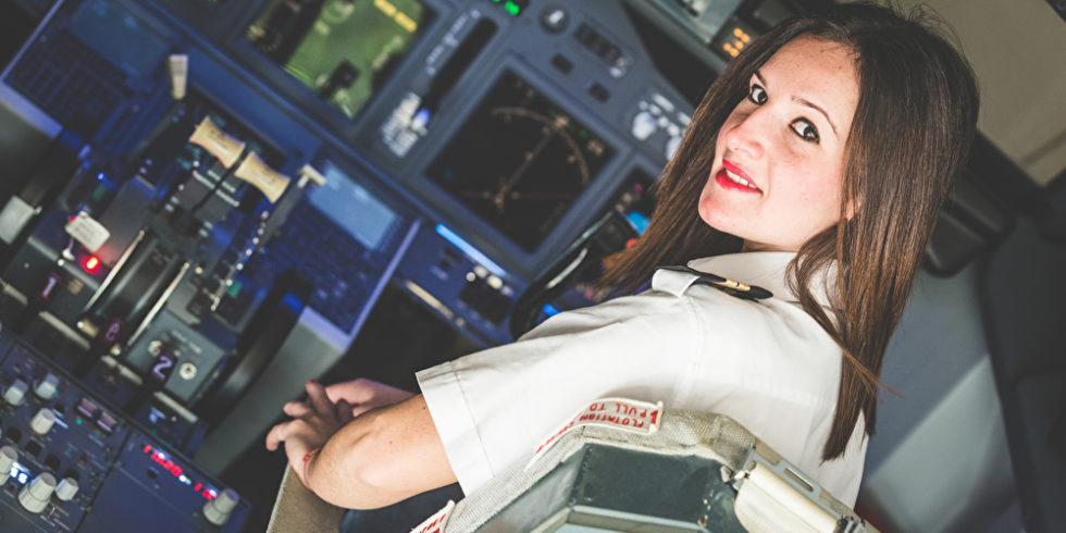 Wizz Air will mehr Pilotinnen im Team. Foto: panthermedia.net/william87