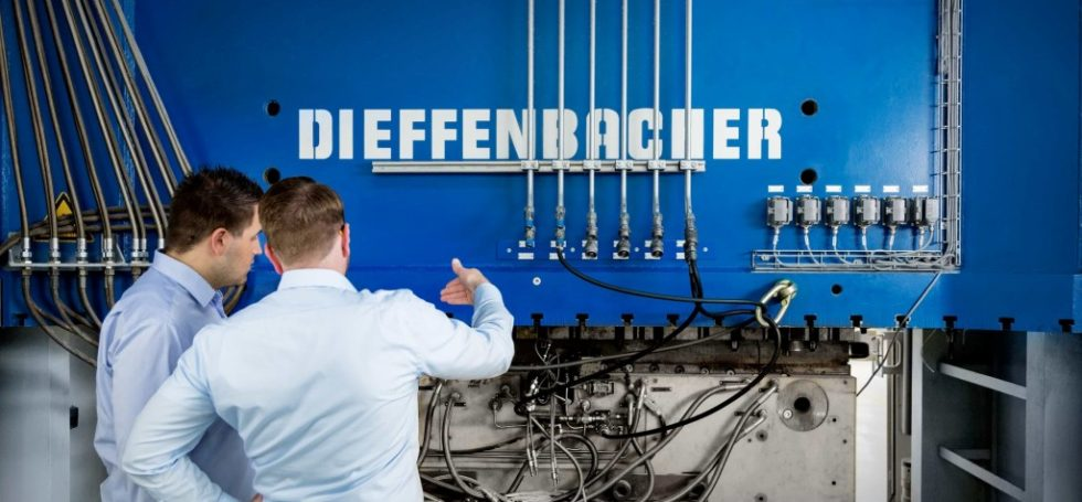 Das Traditionsunternehmen hat sich in seiner fast 150-jährigen Geschichte zu einem führenden Hersteller von Pressensystemen sowie  kompletten Produktionsanlagen für verschiedene Branchen entwickelt. Foto: Dieffenbacher