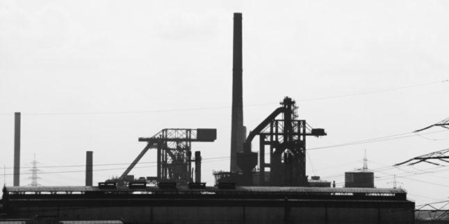 Stahlhütte