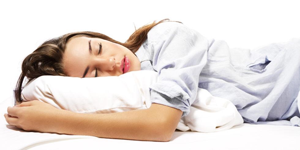 US-Ingenieure zeigen, wie sich die Körperhaltung im Schlaf ohne großen Aufwand messen lässt.  Foto: panthermedia.net/RobStark