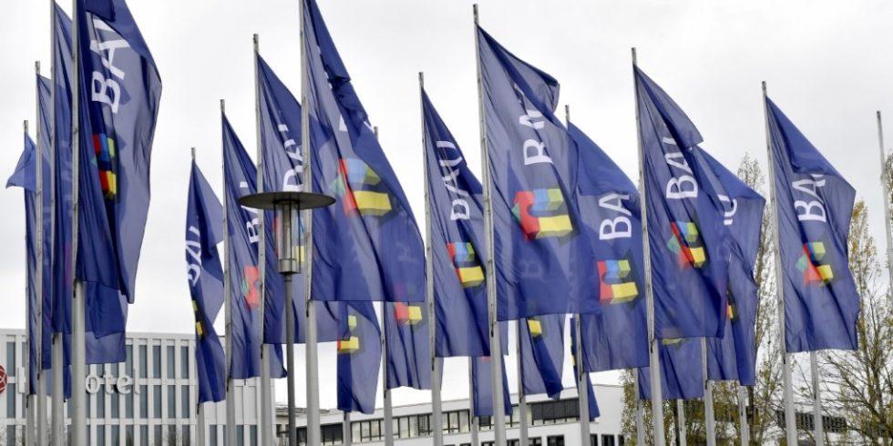 2021 wird die BAU als Hybrid-Veranstaltung digital und vor Ort stattfinden. Foto: StudioLoske/Messe München