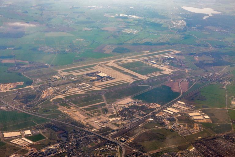 Das Gelände des Berliner Flughafens BER in Schönefeld. Foto: panthermedia.net/panama7