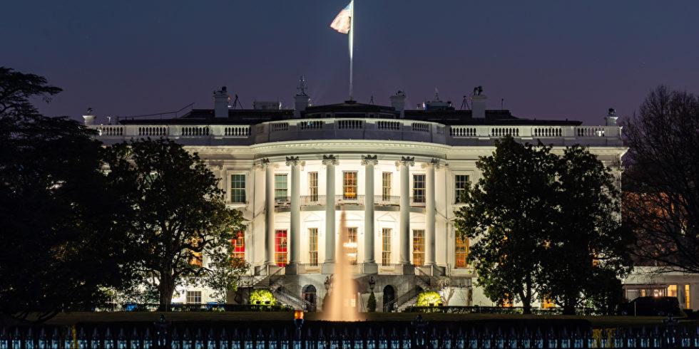 US-Wahl: Bleibt Donald Trump im weißen Haus - oder zieht Demokrat Joe Biden ein? Foto: panthermedia.net/vichie81