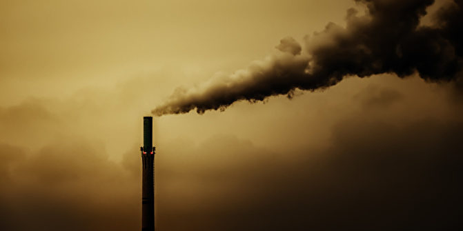 Die Luftverschmutzung ist in manchen deutschen Städten besonders hoch.  Foto: panthermedia.net/magann (YAYMikro)