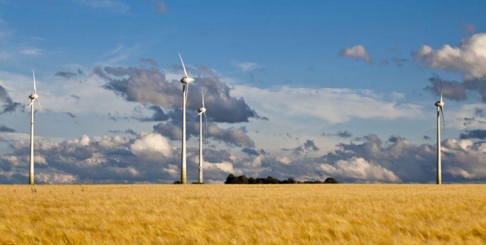 Windpark Ebersheim. Bild: juwi