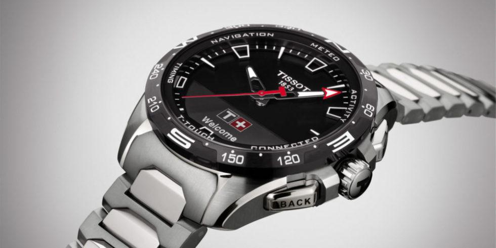 Smart-Watch von Tissot