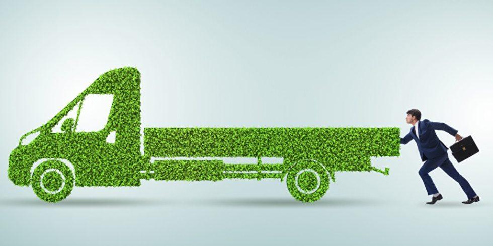 Entlang der gesamten Logistikkette lassen sich Ressourcen und damit Kosten sparen. Foto: panthermedia.net/Elnur_
