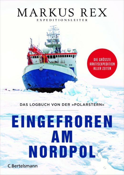 Cover Buch Eingefroren am Nordpol