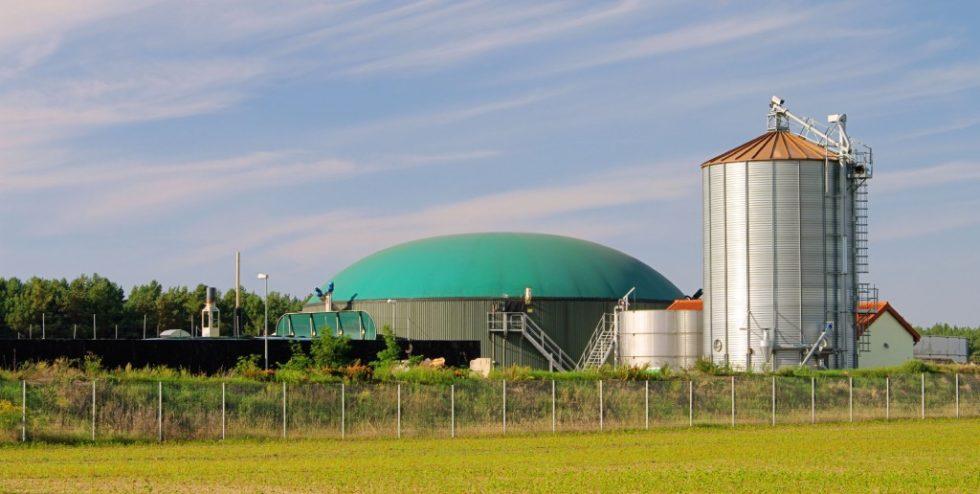 Biogasanlage.PantherMedia/Liane Matrisch