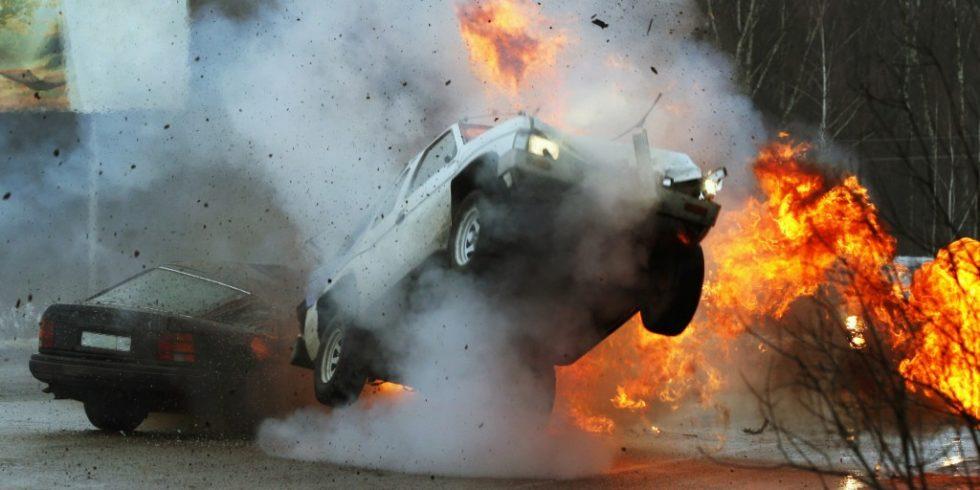 Explosionen können Menschenleben gefährden. Quelle: PantherMedia/geniuslady