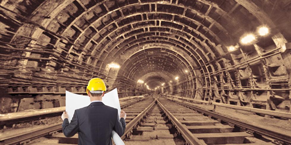 Verlieren sich Ingenieure im Tunnelblick, kann das fatal sein. Foto: panthermedia.net/borjomi88