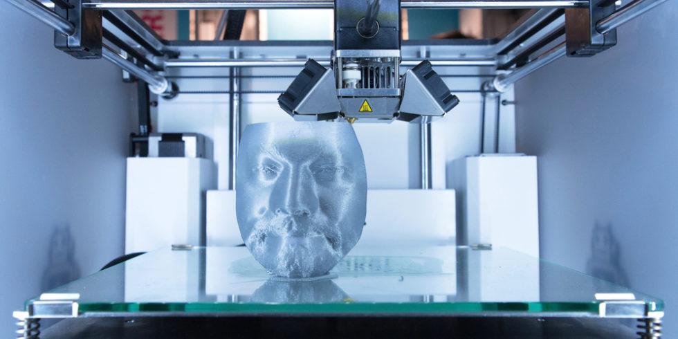 3D Drucker Modellierung