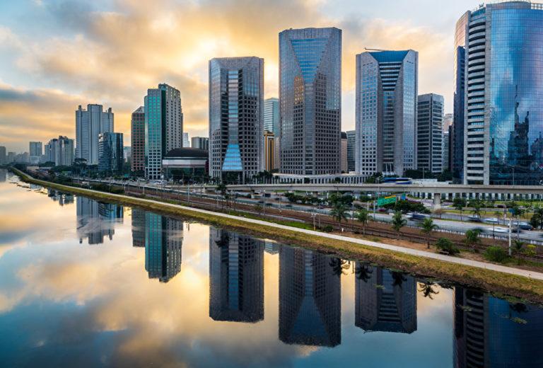 Skyline Sao Paolo