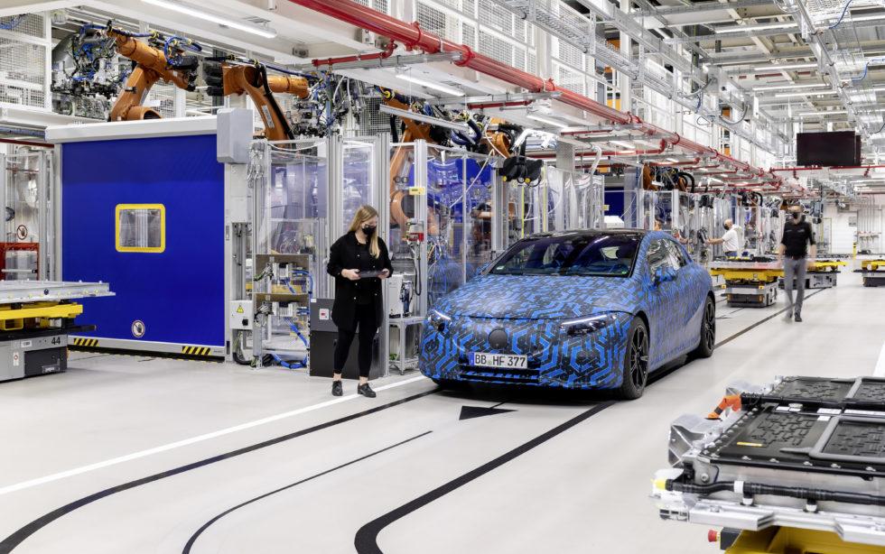 Enthüllung: Diese Elektro-Modelle sollen Daimler federführend machen