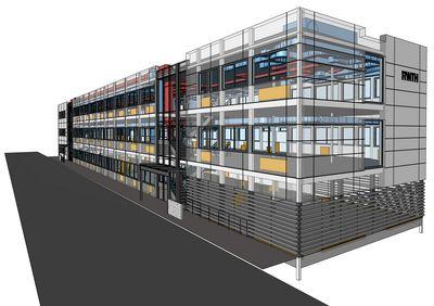 BIM Foto: RWTH Aachen, Lehrstuhl für energieeffizientes Bauen