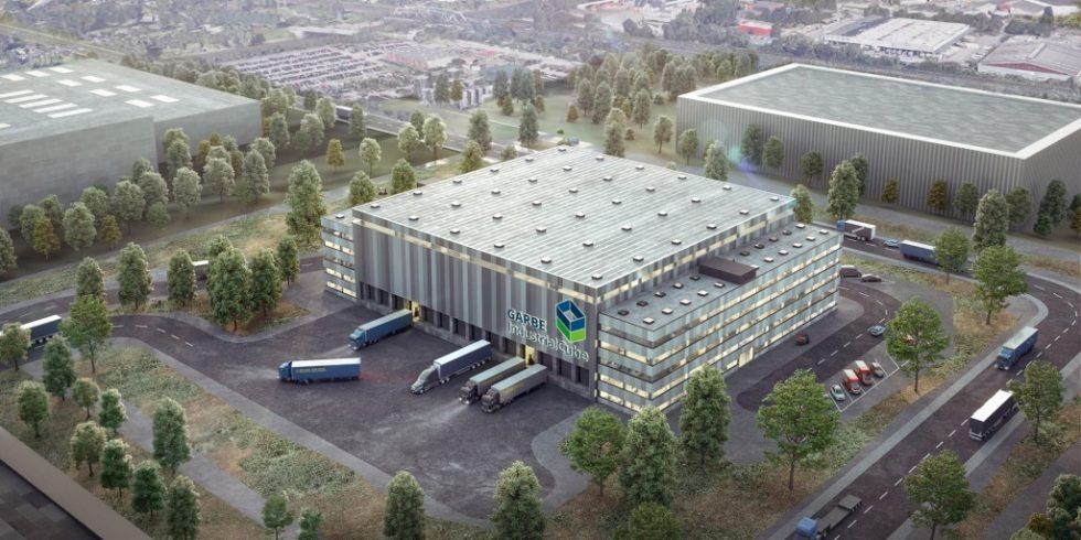 Der Bau neuer Gewerbe- und Logistikinnobilien wird immer nachhaltigen und die Gebäude werden in Zukunft mit Renewable versehen sein, die wir heute so noch nicht kennen. Foto: Garbe Industrial Real Estate GmbH