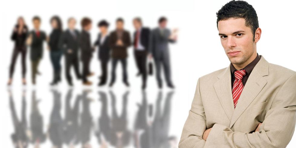 Der Aufstieg zur Führungskraft kann ein kritischer Moment in der Karriere sein. Foto: Panthermedia.net/ruivalesousa