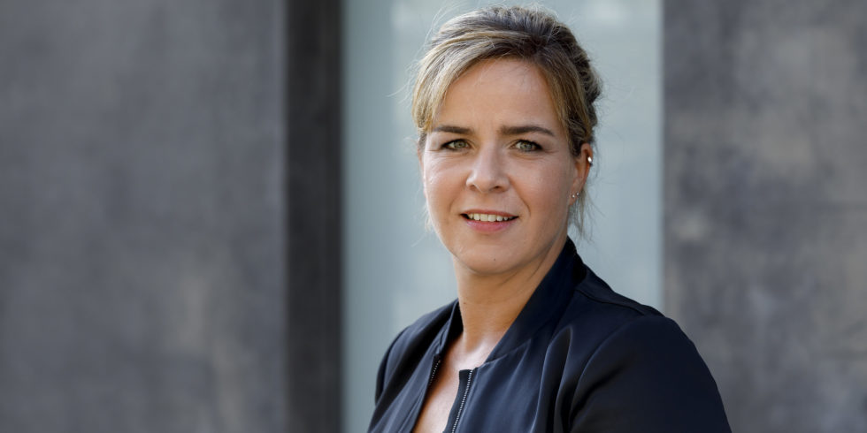 Mona Neubaur ist NRW-Landesvorsitzende der Grünen. Foto: Bündnis 90/Die Grünen