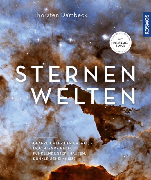 """<em>""""Sternenwelten"""" von Thorsten Dambeck, 1. Auflage 2020, erschienen im Kosmos Verlag, Preis: 40 Euro </em>Foto: Kosmos Verlag"""