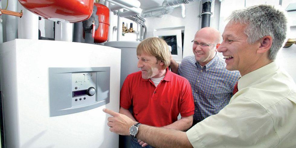 In Neubauten, aber auch im Bestand, kommen immer häufiger Wärmepumpen zum Einsatz. Foto: BWP