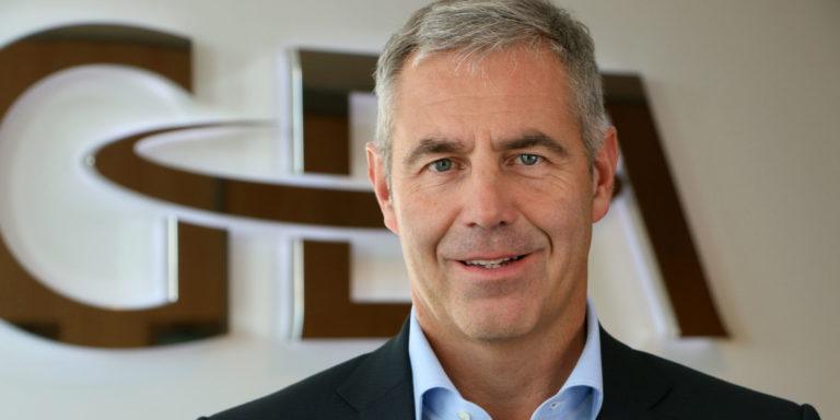 Gea-Chef Stefan Klebert. Foto: Gea Group