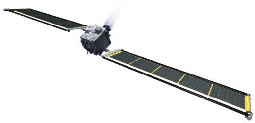 Die Dart-Sonde der Nasa soll den Asteroidenmond treffen. Foto: Nasa