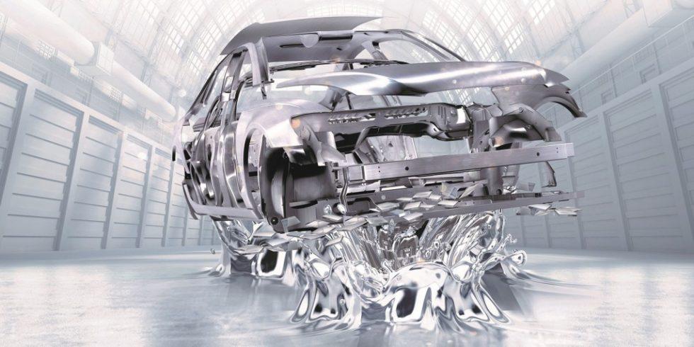Lösungen für die fortschrittliche Mobilität: Aluminiumbleche senken das Gewicht im Automobilbau und erhöhen die Reichweite. Foto: Constellium