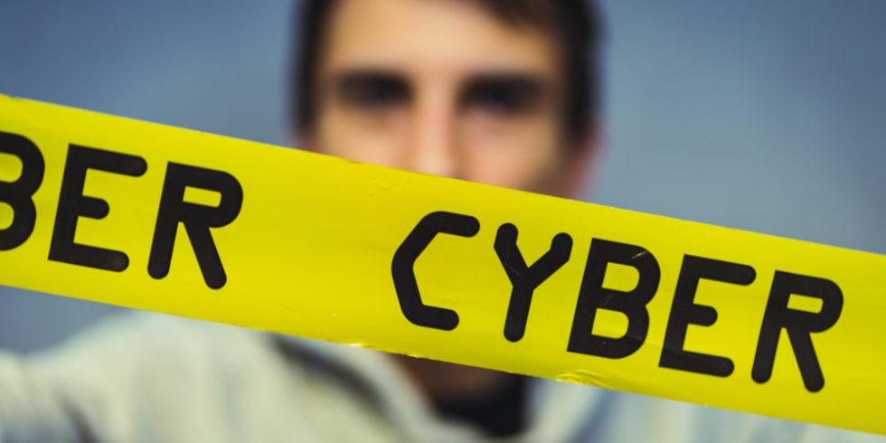 Cyberkriminalität die Stirn bieten