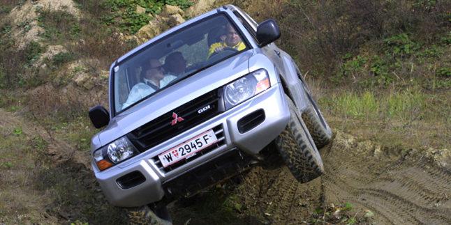 Mitsubishi Geländewagen