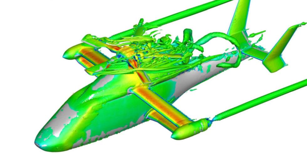 Ein neuer Hubschrauber mit Tragflächen und mehr Aerodynamik