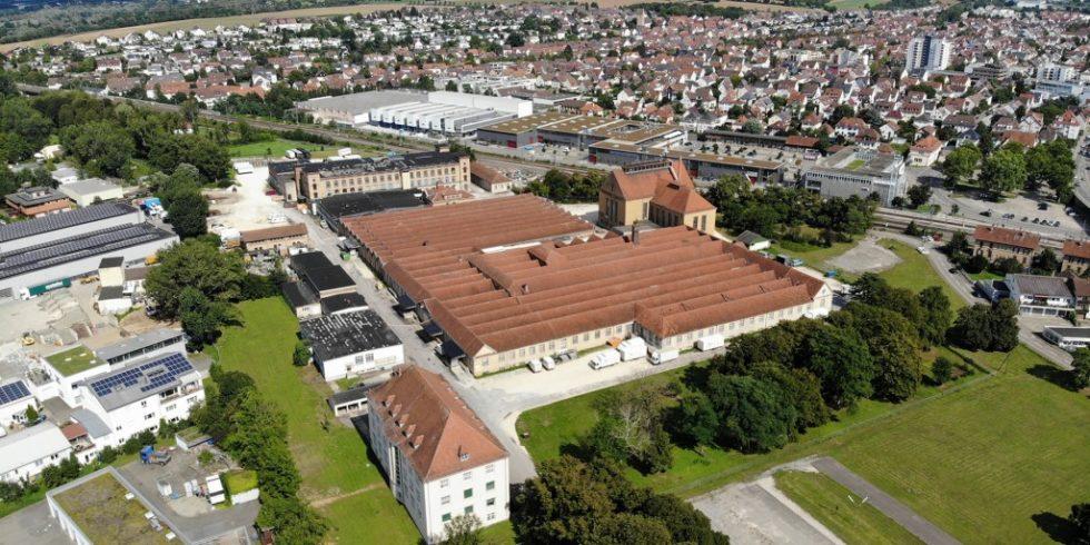 Das Otto-Quartier in Wendlingen ist eins der 14 IBA'27-Projekte. Foto: Peter Otto, London