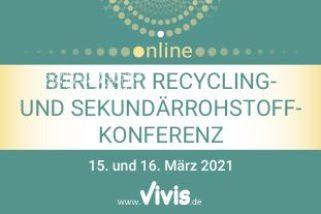 14. Recycling- und Sekundärrohstoffkonferenz