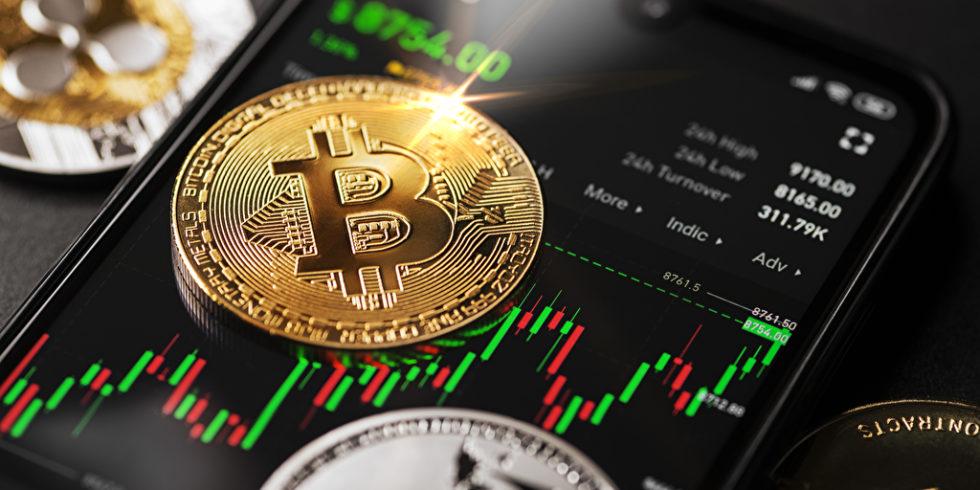 Bitcoin: Unter anderem Paypal sorgt für die ungeheure Wertexplosion. Foto: panthermedia.net/zidi