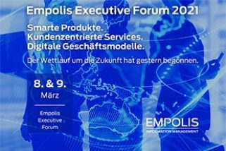 18. Empolis Executive Forum 2021
