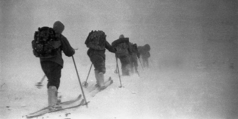 Die Gruppe am 1. Februar 1959. Foto: Djatlow-Gedächtnisstiftung