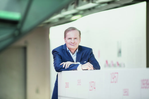 Lothar Seiwert gehört zu den bekanntesten Experten für Zeitmanagement. Er ist Autor von Ratgebern und Keynote-Speaker. Der promovierte Wirtschaftswissenschaftler war jahrelang im Personal- und Bildungswesen tätig sowie als Personalberater in einem Consulting-Unternehmen. Foto: Seiwert