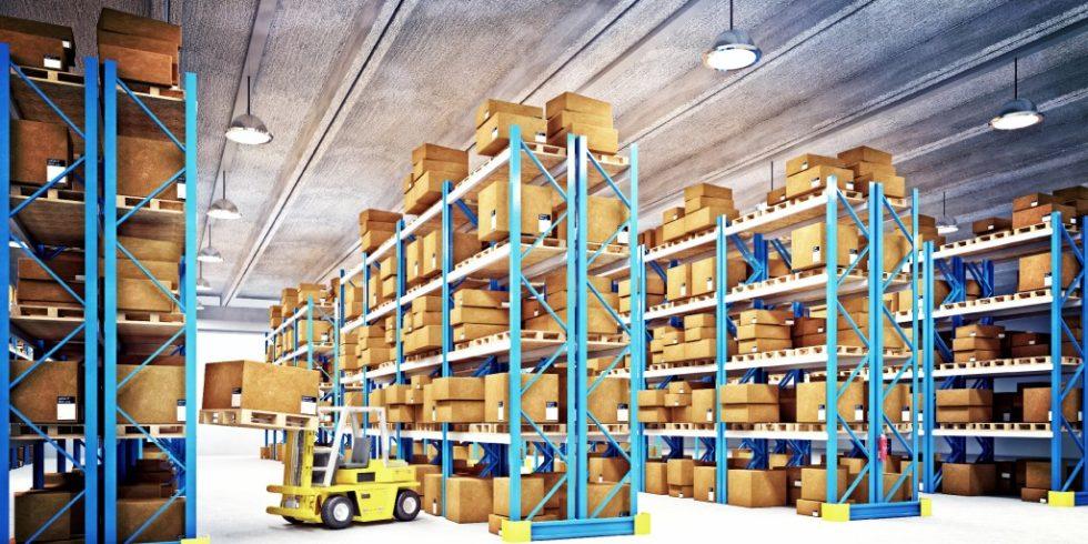 Nach Angaben des VDMA Fachverbands Fördertechnik und Intralogistik verbuchten die deutschen Intralogistikhersteller im Jahr 2020 ein geschätztes Minus von 10 % im Produktionsvolumen. Foto: panthermedia.net/jukai5