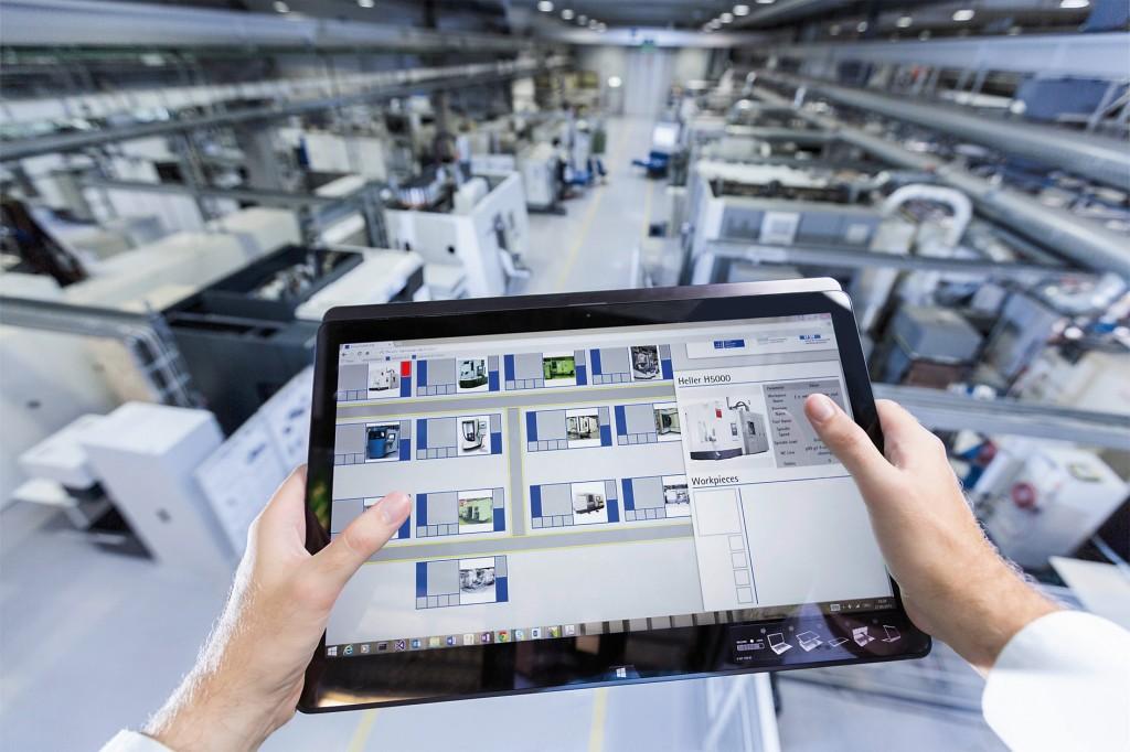 Adaptive Prozessplanung am mobilen Endgerät: Erfahrungen aus früheren Prozessabfolgen lassen sich für die Fertigungsplanung sinnvoll nutzen.