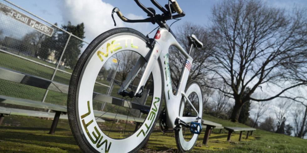 Neue Reifen für Fahrrad