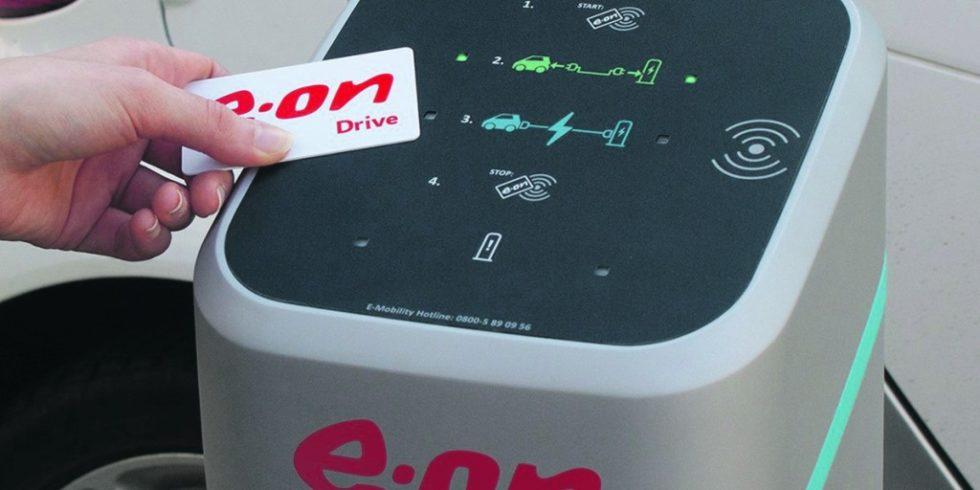 Die Produktreihe, die für E.on Energie Deutschland entwickelt wurde, umfasst E-Ladestationen sowohl für den privaten als auch öffentlichen Sektor.Bild: Gofore