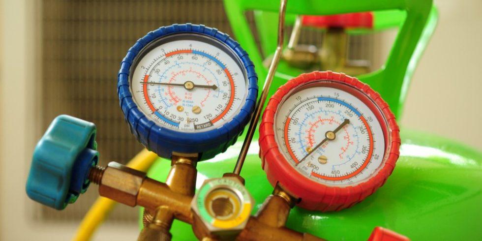 Die F-Gase-Verordnung soll helfen die Verwendung von klimaschädlichen Kältemitteln in der Gebäudetechnik zu reduzieren. Illegale Importe unterwandern diese Strategie. Foto: panthermedia.net/antpkr